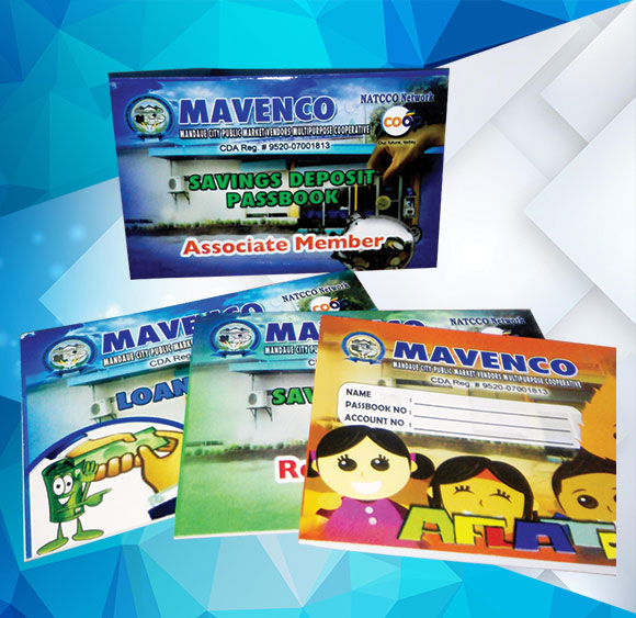 passbooks