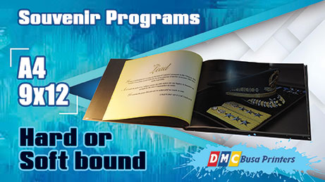 souvenir-programs